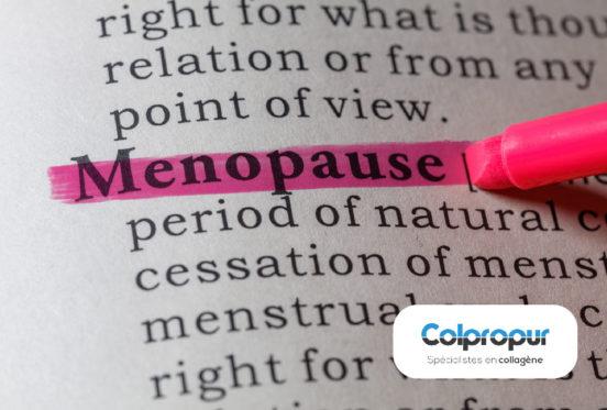 La ménopause soulager les douleurs